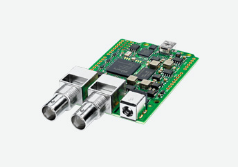 Blackmagic 3G‑SDI Shield for Arduino