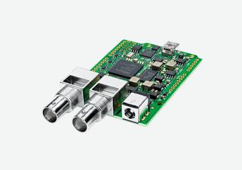 Blackmagic 3G-SDI Shield for Arduino