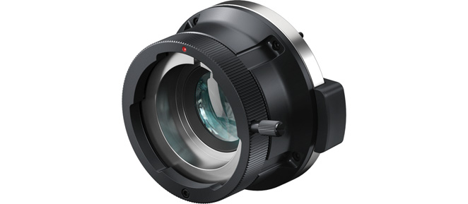 Blackmagic URSA Mini B4 Mount