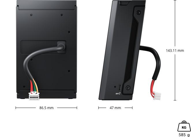 Blackmagic URSA Mini Recorder