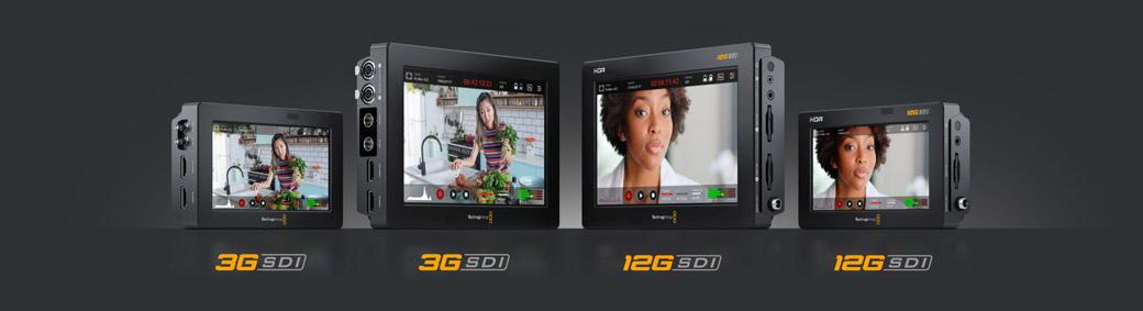 Four Great Blackmagic Video Assist Models!