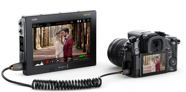 Blackmagic Video Assist Blackmagic Design