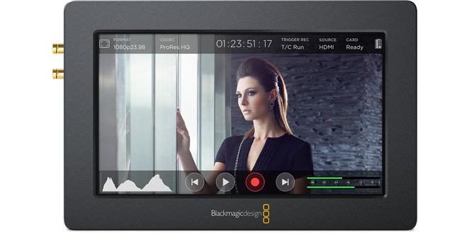 Blackmagic Video Assist Tech Specs Blackmagic Design