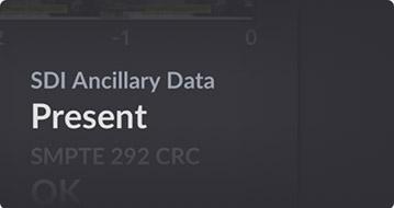 SDI Ancillary Data