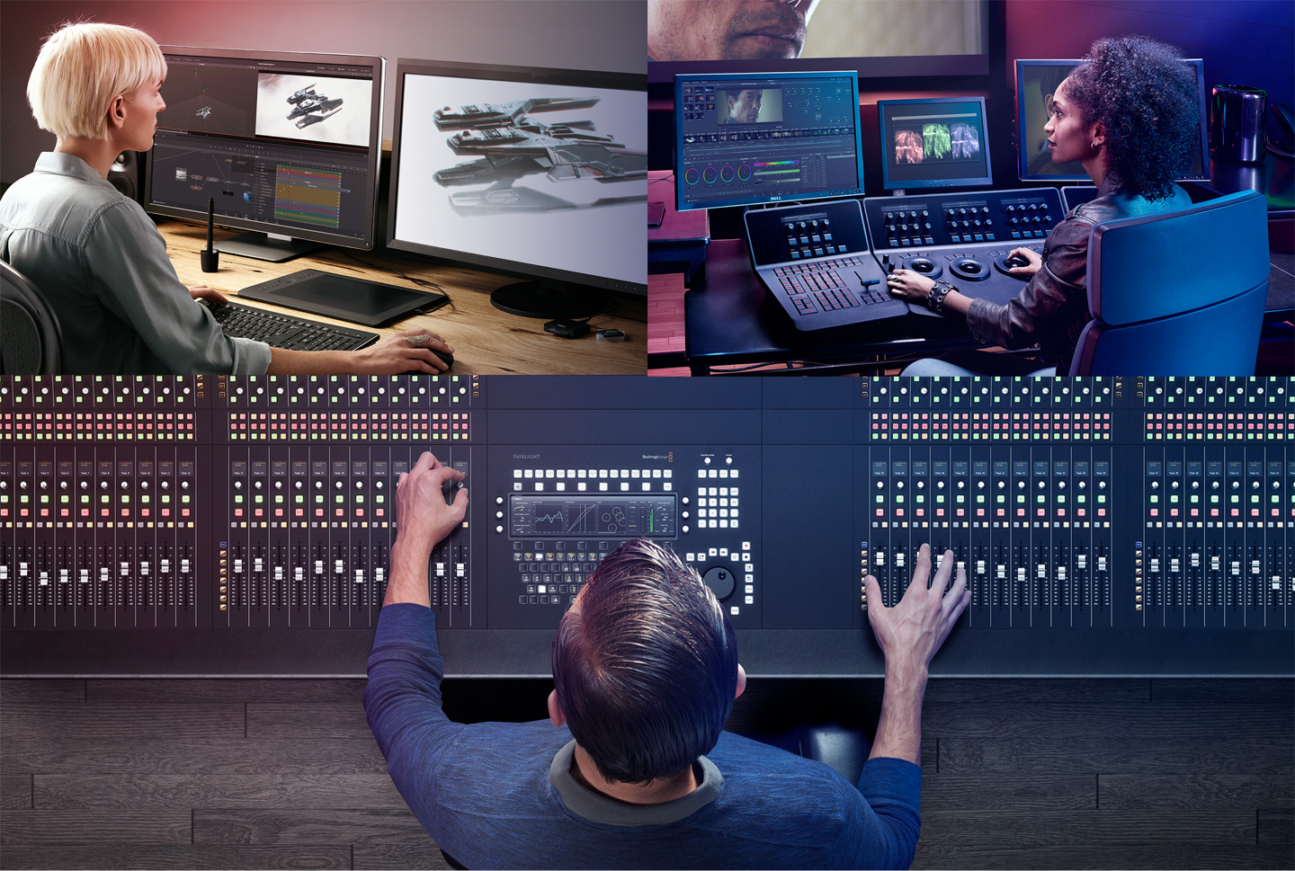 DaVinci Resolve hero