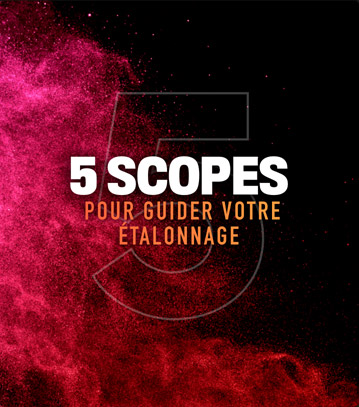 5 Scopes to Guide your Color Correction