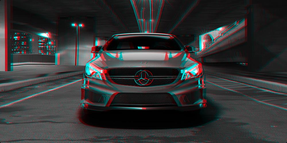 Stereoscopic 3D