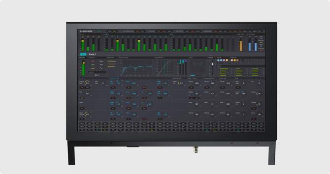 Fairlight Console LCD Monitor