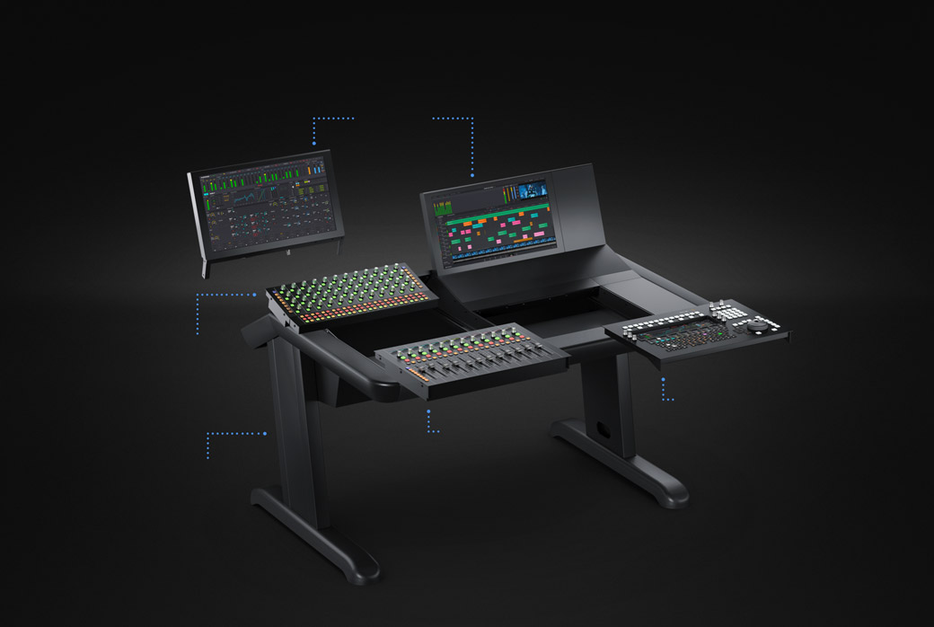 Fairlight Professional Audio Consoles