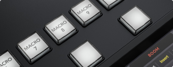 Programmable Macro Keys