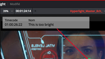 On-screen Annotations UI