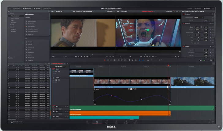 DaVinci Resolve 16 – Edit | Blackmagic Design
