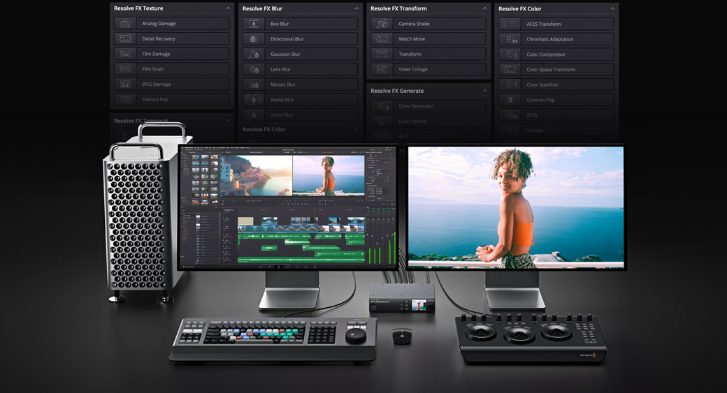 Upgrade to DaVinci Resolve Studio