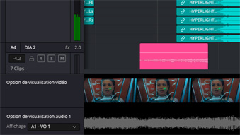 Audio and Video Scrollers
