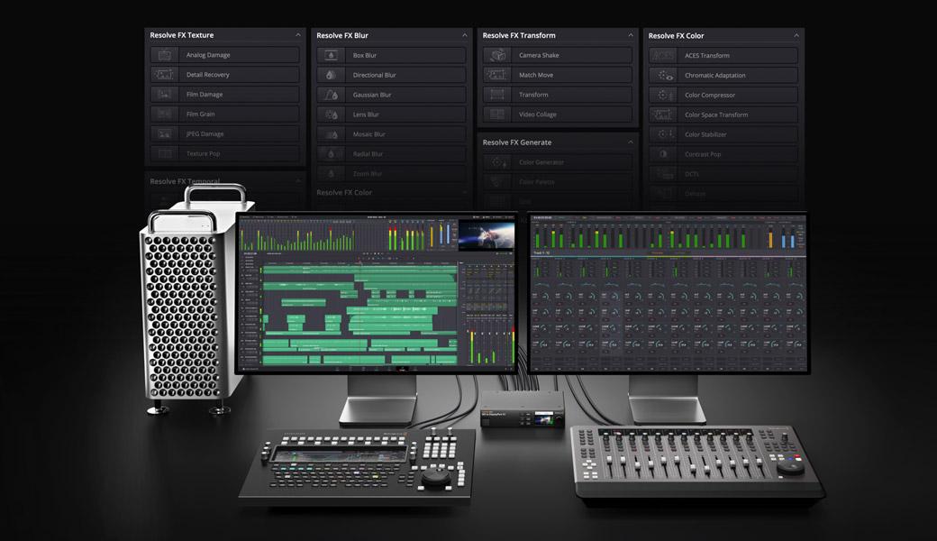 Upgrade to DaVinci Resolve Studio