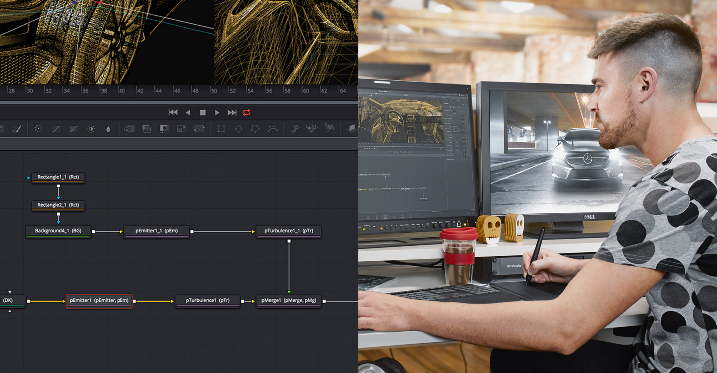 Visual Effects Compositing