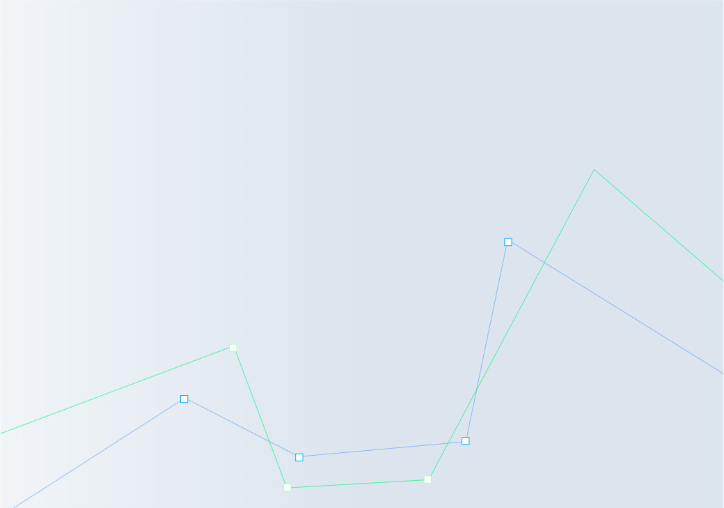 Spline Based Motion Graphics Animation
