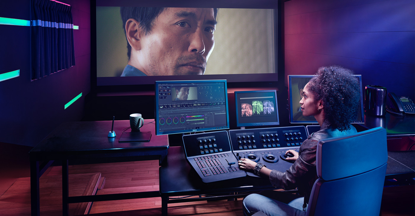 New Color Features in DaVinci Resolve 16