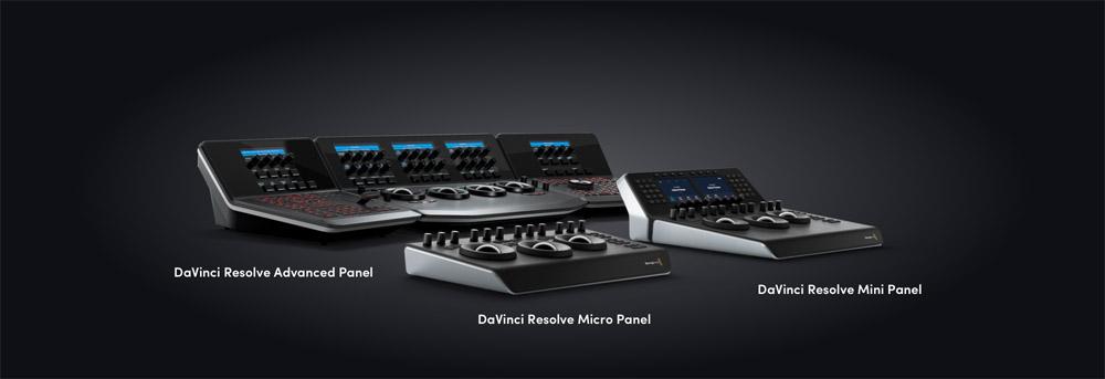 Hardware Control Panels