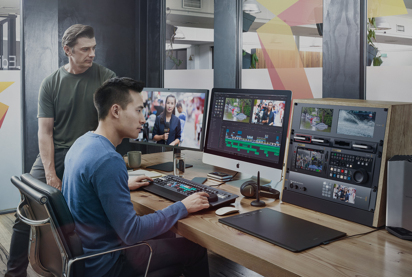 DaVinci Resolve 16 | Blackmagic Design