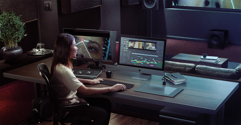 Davinci Resolve 15 Blackmagic Design 7 Round Wiring Diagram For Vermeer Trailer Professional Editing