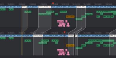 Timeline Comparison
