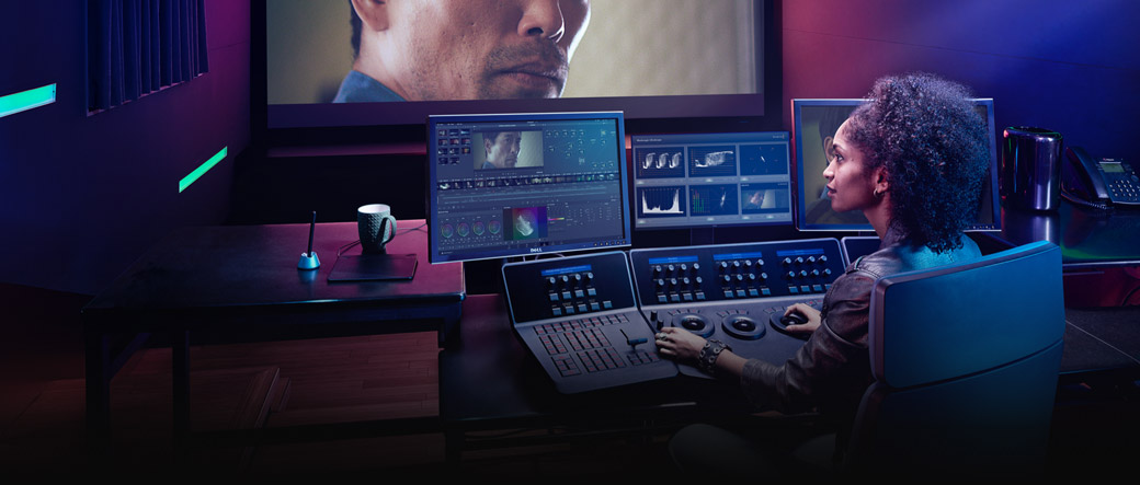 DaVinci Resolve Color Panels