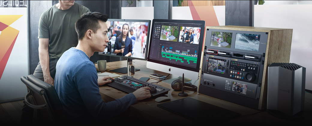 DaVinci Resolve Editor Keyboards
