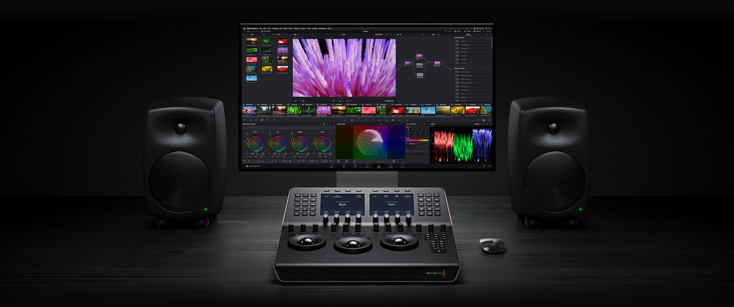 DaVinci Resolve Mini Panel