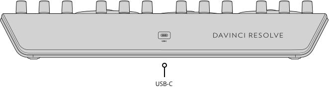 DaVinci Resolve Micro Panel