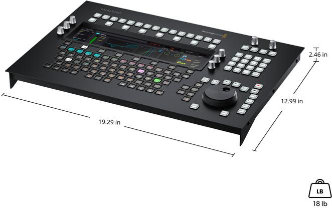 Fairlight Console Audio Editor