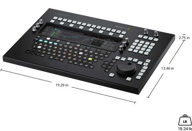 Fairlight Desktop Audio Editor