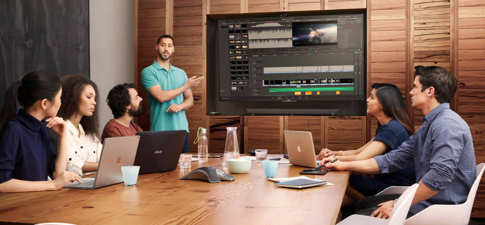 Find a Blackmagic Design Training Partner<
