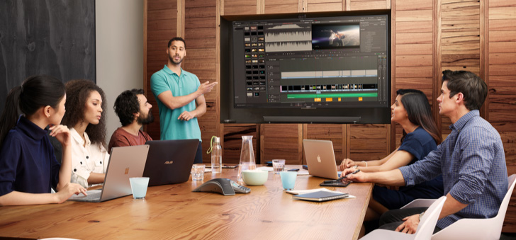 Blackmagic Design Official Training