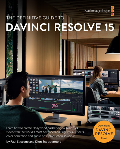 Blackmagic Design Official Training Book