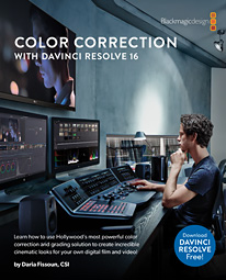 Color Correction with DaVinci Resolve 16