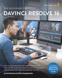 The Beginner's Guide to DaVinci Resolve 16