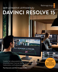 The Definitive Guide to DaVinci Resolve 15