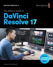 The Editor's Guide to DaVinci Resolve 17