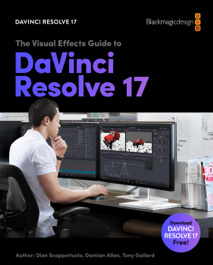 The Visual Effects Guide to DaVinci Resolve 17