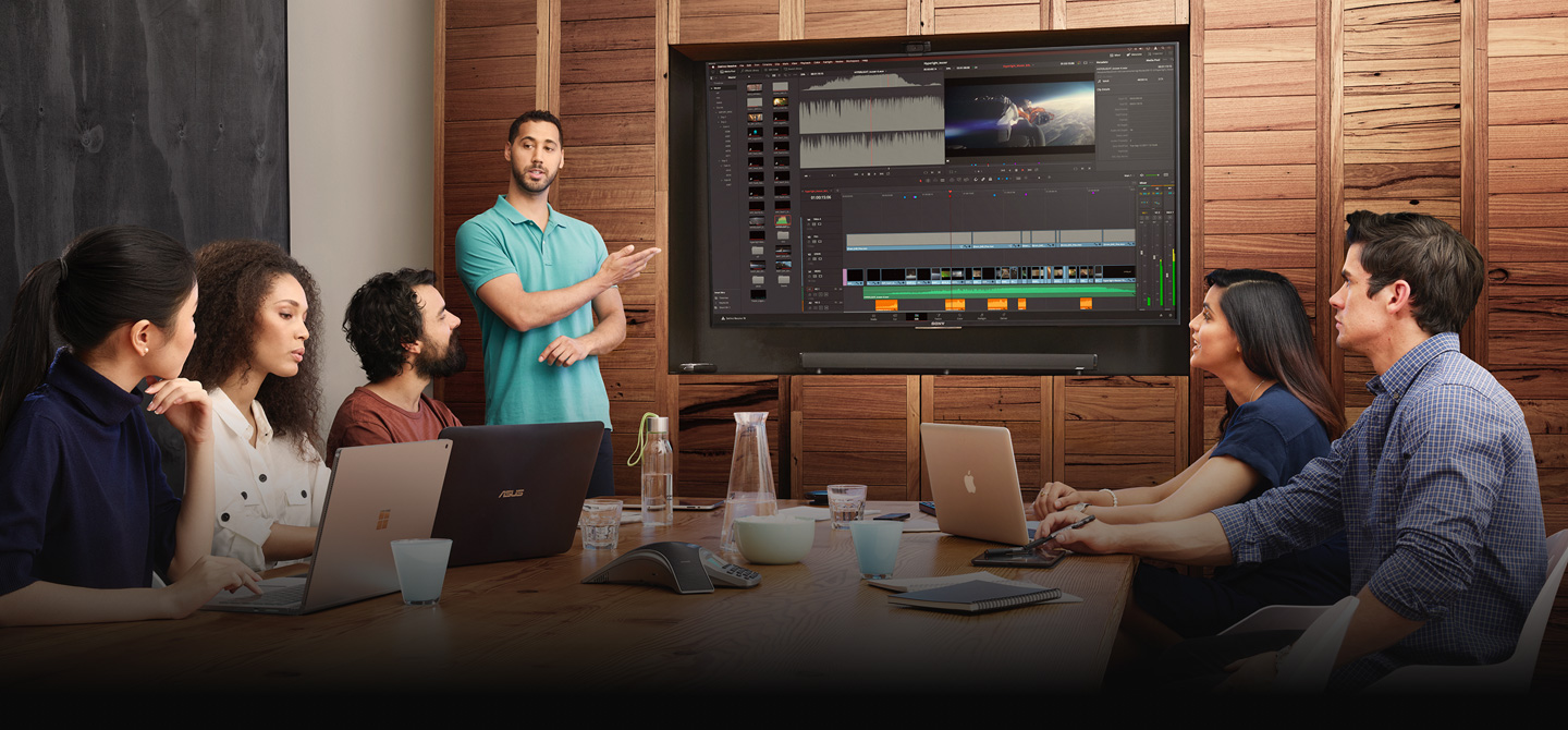 Find a Blackmagic Design Training Partner