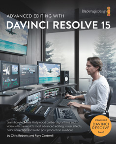 Advanced Editing with DaVinci Resolve 15