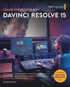 Color Correction with DaVinci Resolve 15