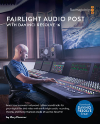 Fairlight Audio Post With DaVinci Resolve 16