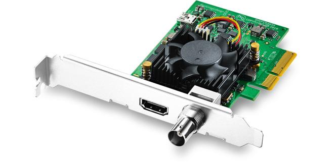 DeckLink Mini Recorder 4K