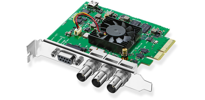 Decklink Tech Specs Blackmagic Design