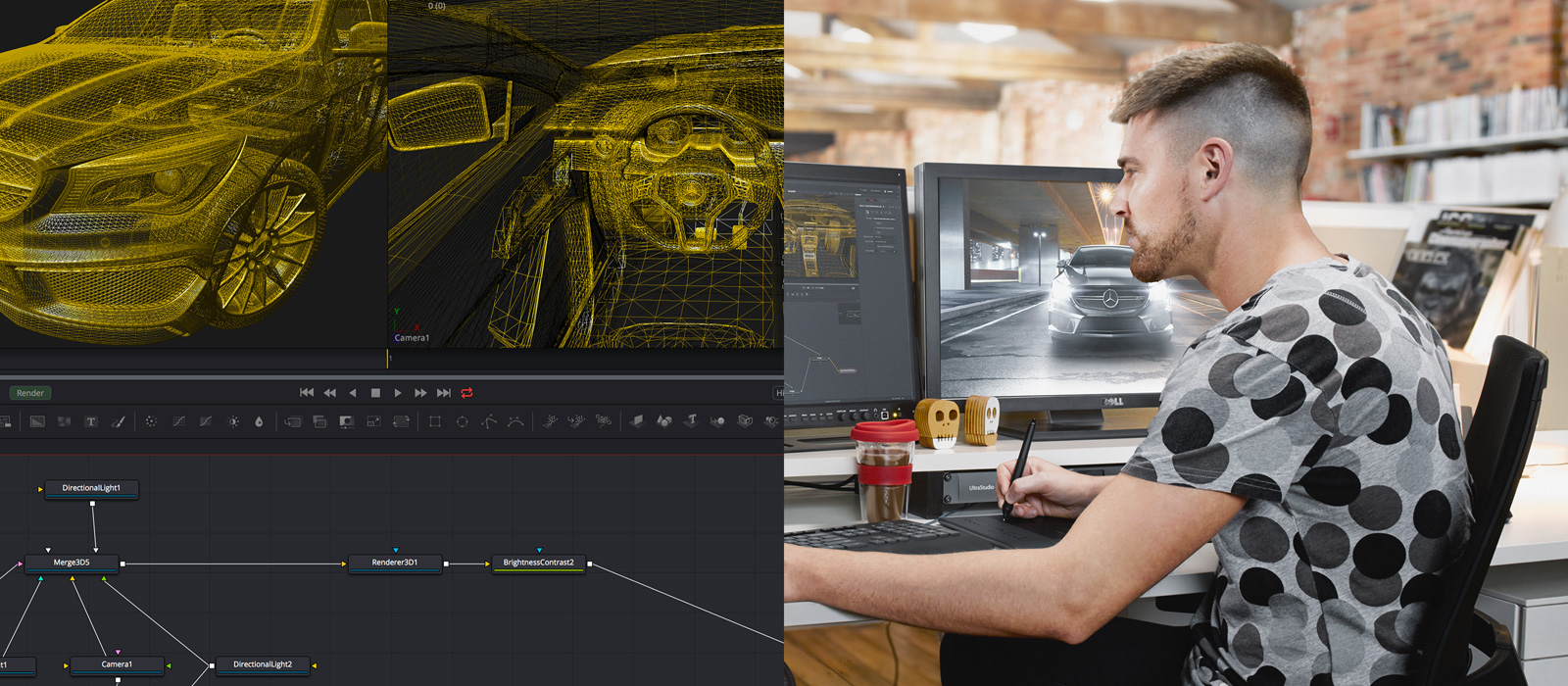 Advanced Visual Effects