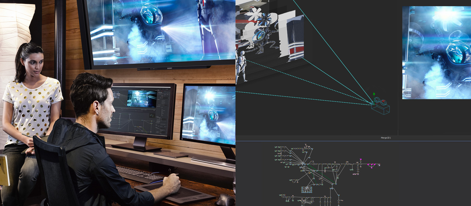 Broadcast design and motiongraphics
