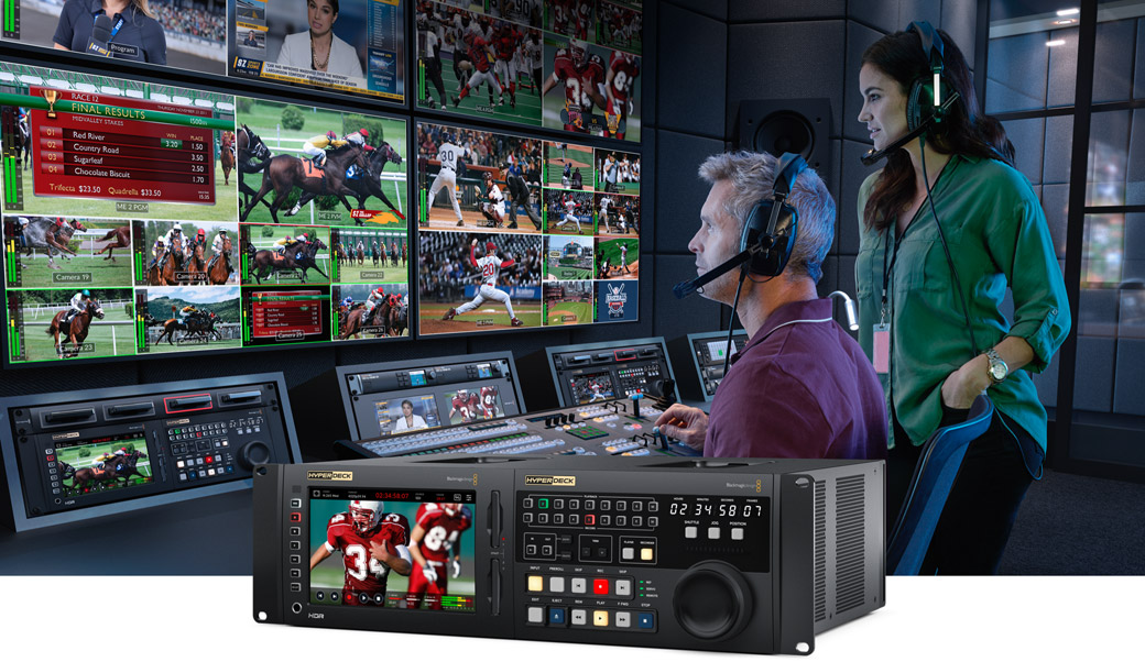 Introducing HyperDeck Extreme 8K HDR