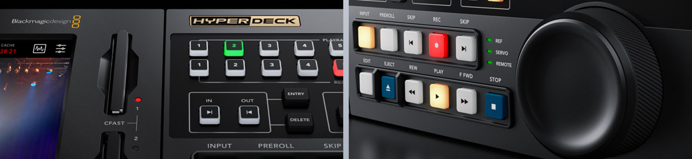 Modern Design with Traditional Controls - 2